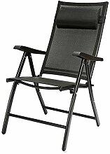 YLCJ Lounge Chair Gepolsterter Klappstuhl Home