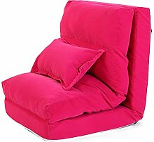 YLCJ Lounger Seat Sofa Chair Mit Kissen 5-Position