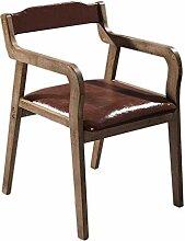 YLCJ Stühle Stuhl, zu Hause Massivholz
