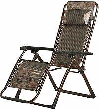 YLCJ Zero Gravity Patio Lounge Chair Übergröße