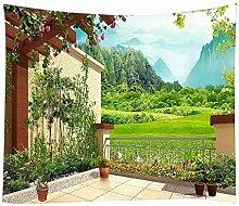 YLDHWWH Familie/Blumentopf Wand Dekor 100%