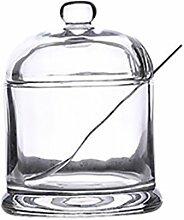 YLLTLP Gewürzgläser Gewürzbox Küche Glas