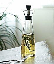 YLLTLP Gewürzgläser Gewürzkasten Küche Glas