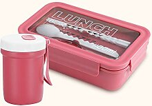 YLWL 1100ml umweltfreundliche Material Lunch Box