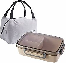 YLWL Lunch Boxes Mikrowelle Lunch Box Leak-Proof