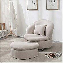 YLYWCG Still-Sofa, Einzelsofa Lazy Couch