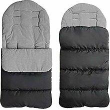 YMCHE Kleinkind Baby Buggy Tasche Schlafsack für