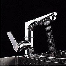 ymei Wasserhahn herausziehen Bad Becken