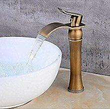 ymei Wasserhahn Neuheiten Antike Bronze Bad