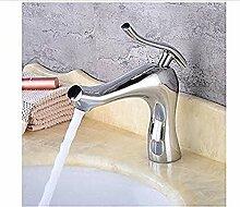 ymei Wasserhahn Waschbecken Wasserhahn Weißes