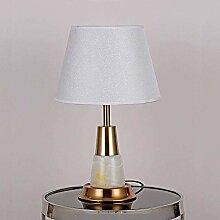 YMLSD Tischlampen, Luxuriöse Moderne Einfache
