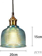 YMLSD Wandlampen, Pendelleuchte 15 * 20 cm Vintage