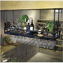 YMLSD Weinregale, Weinglashalter Rack Flaschen