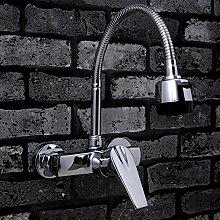 YMSLT Waschtischarmaturen Basin Wasserhahn,