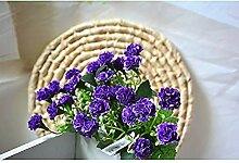 Ymwenj Dekorative Blume 30cm Lange künstliche