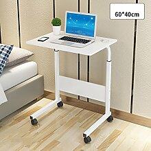 YMXLJF Computer-Schreibtisch, C-Typ mobiler