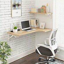 YMXLJF Klapptisch, wandmontierter Schreibtisch
