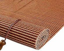 YNGJUEN Bambus Rollos, japanische Holz Rolläden,