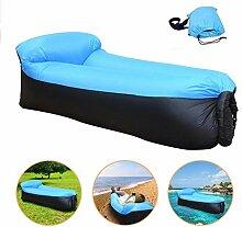 YNYKE Aufblasbare Sofa Wasserdichtes Outdoor Air
