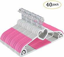 Yoassi Herzförmiges Design - Kleiderbügel Pink