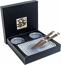 yoaxia ® - Made IN Japan Sushi-Set [ TOCHIRI