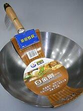yoaxia ® - Wok [Ø 32 cm] China Küchen Wok