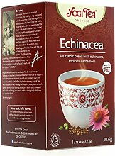 YOGI TEA ECHINACEA 17 BIO FILTER