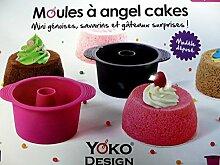 Yoko Design 1258 Silikonform für Angelcake,