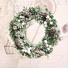 yologg 40Cm Weihnachtsschmuck Wandbehang