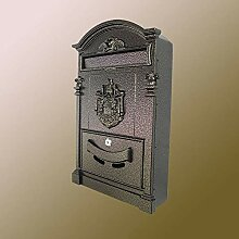 YONG FEI Briefkasten, europäische Villa Hof regen