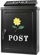 YONG FEI Briefkasten - galvanisiertes Blatt,