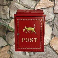 YONG FEI Mailbox - verzinktem Blatt, europäischen