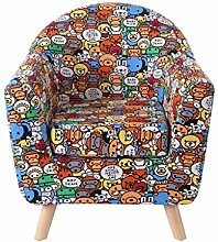 YONGJUN Cartoon-Kindersofa, Baby-Minisessel,
