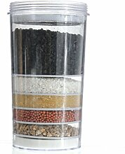 Yongse Wasserfilter Luftreiniger Top Keramik Aktivkohle Mineral Dispenser Ersatzpatrone
