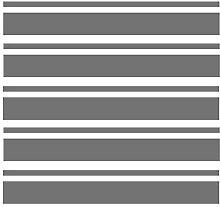 YONGYAO Karosserie Aufkleber Streifen Grafik