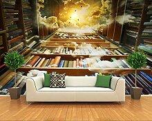 Yonthy 3D Tapete Wohnzimmer Schlafzimmer Kreative