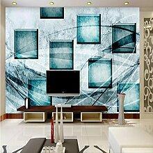 Yonthy 3D Tapete Wohnzimmer Schlafzimmer Retro