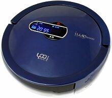 Yoo Digital Iwip2000 Staubsauger-Roboter, blau