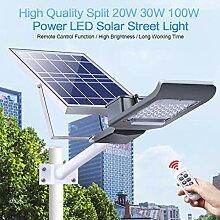 YOOQI LED Solarleuchte Garten Solarlampe