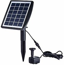 Yoouo Solar Teichpumpe,Solarmodul 0-200L/H