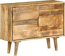YOPOTIKA Anrichte aus Holz Schrank Konsolentisch