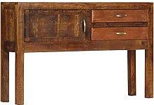 YOPOTIKA Holz Eingangsschrank Kommode