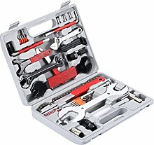 Yorbay Fahrrad Werkzeugkoffer 48 tlg. Werkzeugset