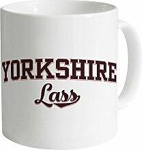 Yorkshire Lass Tasse