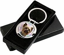 Yorkshire Terrier Schlüsselanhänger in