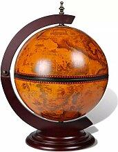 yorten Globusbar Minibar Globus Tischbar