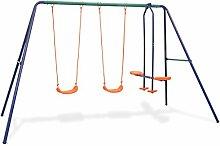 yorten Outdoor Kinder Spielplatz für Garten
