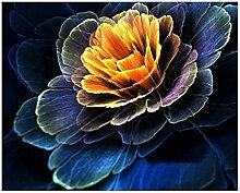 Yosemite Charming Blume DIY Diamant Malerei