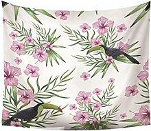 Yosemite Design mit Flamingo-Picknick-Decke,