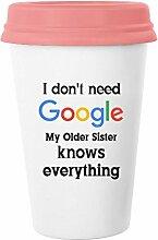 yoshop Ältere Schwester Geschenke I Don 't